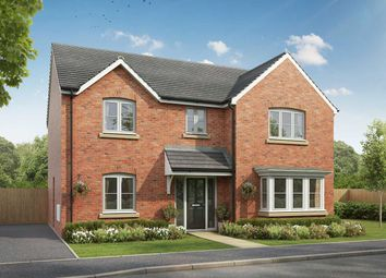"Thumbnail 4 bed detached house for sale in ""The Cottingham"" at Moorslade Lane, Falfield, Wotton-Under-Edge"