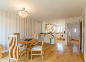 Thumbnail 4 bed detached house for sale in Holly Brook Mews, Yate, Bristol