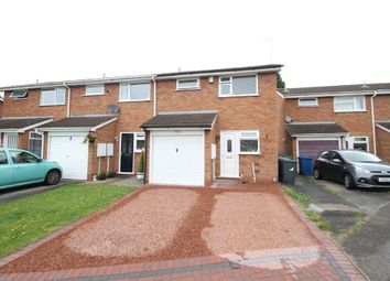 Thumbnail 2 bed end terrace house for sale in Lowforce, Wilnecote, Tamworth