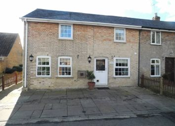 Thumbnail 4 bed cottage for sale in Church Lane, Little Stonham, Stowmarket