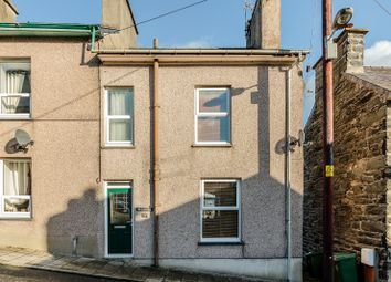 Thumbnail 2 bed terraced house for sale in Dora Street, Porthmadog