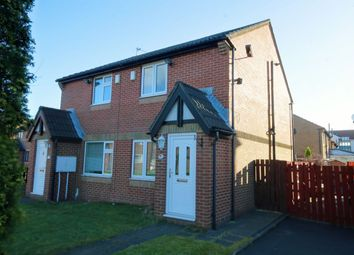 Thumbnail 2 bed semi-detached house for sale in Mortimer Avenue, Newbiggin Hall, Newcastle Upon Tyne