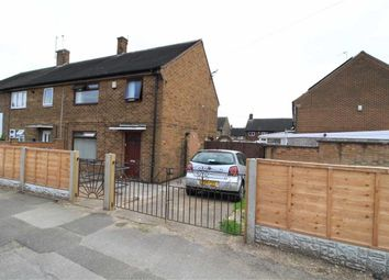 Thumbnail 3 bed end terrace house for sale in Eastglade Road, Bestwood, Nottingham