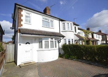 Thumbnail 3 Bed Semi Detached House To Rent In Newtown Road Denham Uxbridge