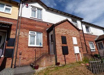 Thumbnail 2 bed terraced house to rent in Newbury Close, Plymouth