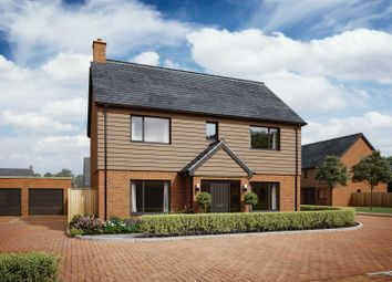 Thumbnail 5 bed detached house for sale in Newark Meadows, Honeythorn Close, Hempsted