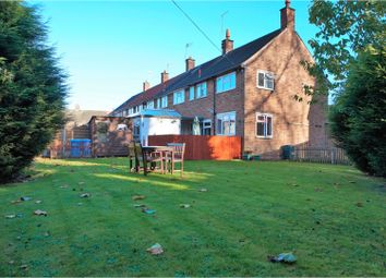 Thumbnail 2 bed end terrace house for sale in Elgar Road, Hull