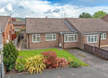 Thumbnail 3 bedroom semi-detached bungalow for sale in Orchard Close, Presteigne