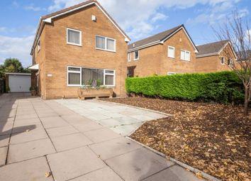 Thumbnail 4 bed property for sale in Slag Lane, Lowton, Warrington