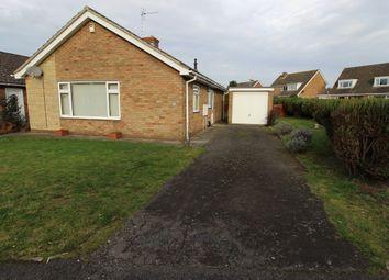 Thumbnail 2 bed detached bungalow for sale in Cavendish Drive, Lea, Gainsborough