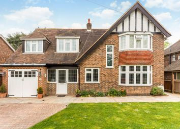 Thumbnail 5 bedroom detached house to rent in Claremont Road, Redhill