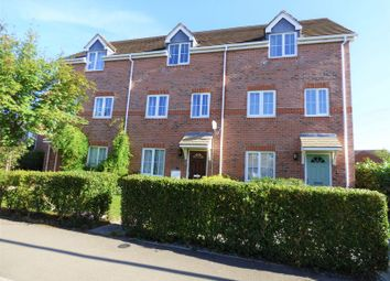 Thumbnail 4 bed terraced house for sale in Valley Gardens Kingsway, Quedgeley, Gloucester
