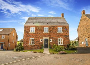 Thumbnail 4 bed detached house for sale in Farriers Rise, Shilbottle, Northumberland