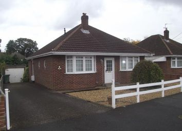 Thumbnail 3 bed bungalow for sale in Shelley Road, Southampton