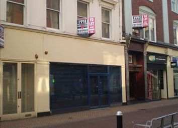 Thumbnail Retail premises to let in 23 Whitefriargate, Hull, East Yorkshire