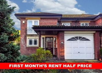 Thumbnail 3 bed semi-detached house to rent in Carlton Place, Hazel Grove