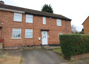 Thumbnail 3 bedroom semi-detached house for sale in Perkyn Road, Leicester