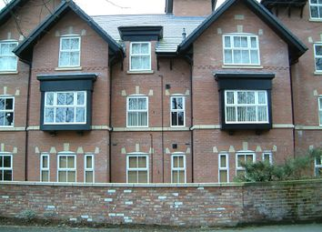 Thumbnail 2 bed flat for sale in Beech House, 2B Acresfield Road, Timperley, Greater Manchester
