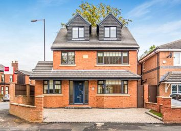 Thumbnail 4 bedroom detached house for sale in Fairfield View, Booth Road, Audenshaw, Manchester