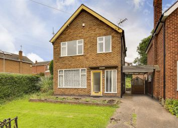 Thumbnail 3 bed detached house for sale in Lodge Farm Lane, Redhill, Nottinghamshire