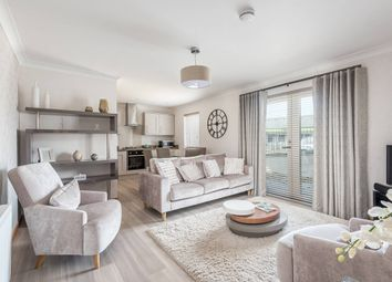 Thumbnail 2 bed flat for sale in Arbroath, Angus