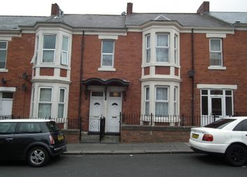 Thumbnail 3 bedroom flat to rent in Fairholm Road, Benwell, Newcastle Upon Tyne