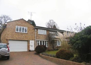 Thumbnail 1 bed flat to rent in The Ridings, Frimley, Camberley