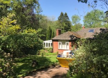 Thumbnail 3 bed detached bungalow for sale in Bernina, Herons Lea, Copthorne, Crawley, West Sussex