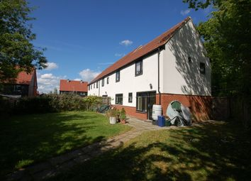 Thumbnail 3 bedroom end terrace house to rent in Boxworth Road, Elsworth, Cambridge
