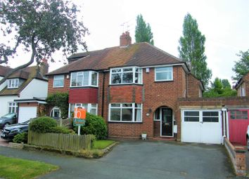 Thumbnail 3 bedroom semi-detached house for sale in Adams Road, Wolverhampton