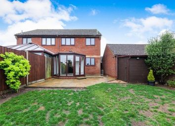 Thumbnail 3 bed semi-detached house for sale in Bungay, Suffolk