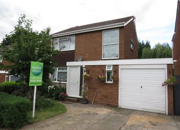 Thumbnail 3 bed detached house for sale in Belsize, Tamworth