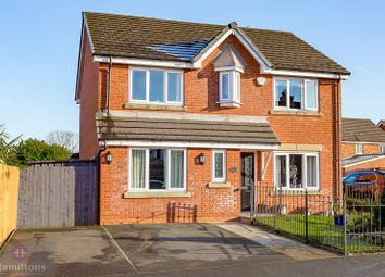 4 bed detached house for sale in Sandy Lane, Lowton, Cheshire. WA3