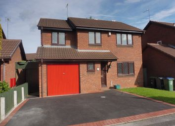Thumbnail 5 bedroom detached house for sale in Willowherb Close, Walsall
