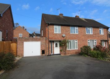 Thumbnail 3 bed semi-detached house for sale in Cherry Tree Drive, Oswestry