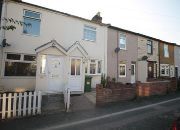 Thumbnail 2 bed terraced house for sale in George Street, Gidea Park, Romford