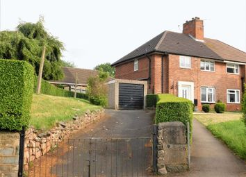 Thumbnail 4 bed semi-detached house for sale in Talbot Street, Whitwick, Coalville