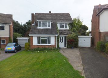 Thumbnail 3 bed detached house for sale in Meadow Close, Streetly, Sutton Coldfield