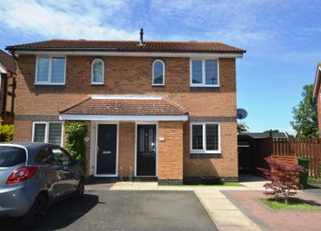 Thumbnail 2 bed semi-detached house for sale in Cotswold Way, Worcester Park