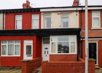2 bed terraced house for sale in Cromwell Road, Blackpool FY1