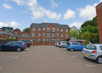 Thumbnail 1 bed flat for sale in Wilshere Court, Hitchin
