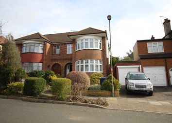 Thumbnail 3 bed semi-detached house for sale in Ashurst Road, Cockfosters