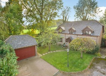 Thumbnail 4 bed detached house for sale in Old Barn Gardens, Waterlooville