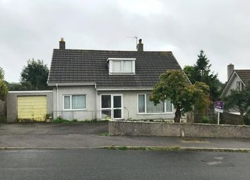 Thumbnail 3 bed bungalow for sale in Sticker, St Austell, Cornwall