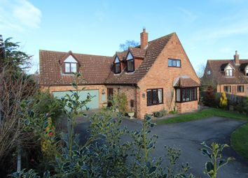 Thumbnail 4 bed detached house for sale in Kenwick Gardens, Louth