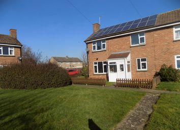 Thumbnail 2 bed semi-detached house for sale in Lloyd Place, Hemswell Cliff, Gainsborough
