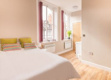 Thumbnail 1 bed flat to rent in Grosvenor Street, Chester