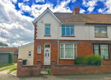 Thumbnail 3 bed end terrace house for sale in Fernleigh Avenue, Bridgwater