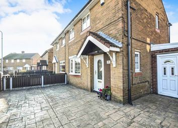 Thumbnail 3 bed semi-detached house for sale in Bramcote Avenue, Barnsley