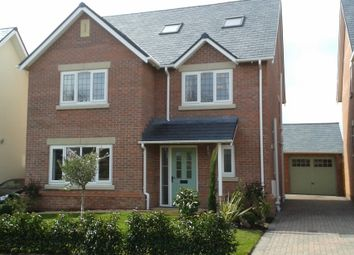 Thumbnail 5 bed detached house for sale in Branstree, Plot 4, Park View, Barrow In Furness
